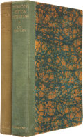 Books:First Editions, L. P. Hartley. Two First Editions, including: Night Fears andOther Stories. London & New York: G. P. Putnam's S...(Total: 2 Items)