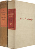 Books:Signed Editions, Omar Bradley. A Soldier's Story. New York: Henry Holt andCompany, [1951]. Number 158 of 750 limited edition cop...