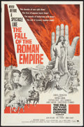 """Movie Posters:Historical Drama, The Fall of the Roman Empire (Paramount, 1964). One Sheet (27"""" X41""""). Historical Drama.. ..."""