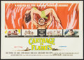 """Movie Posters:Historical Drama, Carthage in Flames (Columbia, 1961). Half Sheet (22"""" X 28"""").Historical Drama.. ..."""