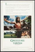 "Movie Posters:Adventure, Greystoke: The Legend of Tarzan, Lord of the Apes Lot (WarnerBrothers, 1983). Poster (30"" X 40"") and Lobby Cards (2) (11"" X...(Total: 3 Items)"