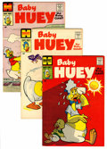 Golden Age (1938-1955):Funny Animal, Baby Huey, the Baby Giant File Copies Box Lot (Harvey, 1956-80)Condition: Average VF+....