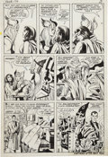 Original Comic Art:Panel Pages, Jack Kirby and Vince Colletta Thor #179 page 3 Original Art(Marvel, 1970)....