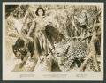 "Movie Posters:Adventure, Sabu in ""The Jungle Book"" (United Artists, 1942). Photo (8"" X 10"").Adventure.. ..."