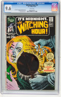 Bronze Age (1970-1979):Horror, The Witching Hour #16 (DC, 1971) CGC NM+ 9.6 White pages....