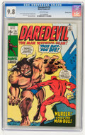 Bronze Age (1970-1979):Superhero, Daredevil #79 Bowling Green pedigree (Marvel, 1971) CGC NM/MT 9.8Off-white pages....