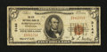 National Bank Notes:Pennsylvania, Susquehanna, PA - $5 1929 Ty. 1 The City NB Ch. # 3144. ...