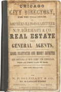 Books:Non-fiction, E. M. Hall, compiler. The Northern Counties Gazetteer andDirectory, for 1855-6: A Complete and Perfect Guide toNorther...