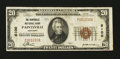 National Bank Notes:Kentucky, Paintsville, KY - $20 1929 Ty. 1 The Paintsville NB Ch. # 6100. ...