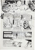 "Original Comic Art:Panel Pages, John Totleben Miracleman #11 Page 1 ""Cronus"" Original Art (Eclipse,1987)...."