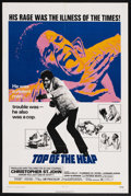 "Movie Posters:Blaxploitation, Top of the Heap (Fanfare Corp, 1972). One Sheet (27"" X 41"").Blaxploitation. ..."