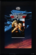 "Movie Posters:Action, Top Gun (Paramount, 1986). One Sheet (27"" X 41""). ..."