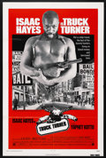 "Movie Posters:Blaxploitation, Truck Turner (American International, 1974). One Sheet (27"" X 41"").Blaxploitation. ..."