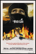 "Movie Posters:Adventure, The Wind and the Lion (MGM/UA, 1975). One Sheet (27"" X 41""). ..."