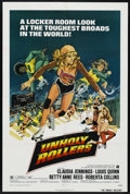 "Movie Posters:Bad Girl, Unholy Rollers (American International, 1972). One Sheet (27"" X41""). ..."