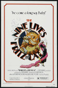"Movie Posters:Animated, The Nine Lives of Fritz the Cat (American International, 1974). OneSheet (27"" X 41""). Animated. ..."
