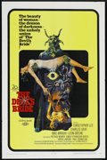 "Movie Posters:Horror, The Devil's Bride (20th Century Fox, 1968). One Sheet (27"" X 41"").Horror. ..."