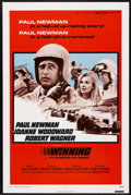 "Movie Posters:Sports, Winning (Universal, R-1973). One Sheet (27"" X 41""). Sports. ..."