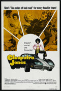 "Movie Posters:Blaxploitation, Cleopatra Jones (Warner Brothers, 1973). One Sheet (27"" X 41"") Style B. Blaxploitation. ..."
