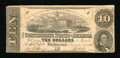 Confederate Notes:1862 Issues, T52 $10 1862.. . ...