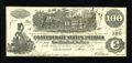 Confederate Notes:1862 Issues, T39 $100 1862.. . ...
