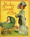 Memorabilia:Movie-Related, Shirley Temple at Play #1712 (Saalfield, 1935) Condition: NM-....