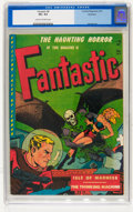 Golden Age (1938-1955):Horror, Fantastic #8 Northford pedigree (Youthful Magazines, 1952) CGC VF+8.5 Cream to off-white pages....