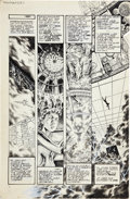Original Comic Art:Panel Pages, John Totleben Miracleman #12 page 1 Original Art (Eclipse,1987)....