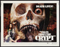 """Movie Posters:Horror, Tales From the Crypt (Cinerama Releasing, 1972). Half Sheet (22"""" X 28""""). Horror.. ..."""