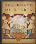 Books:First Editions, [Maxfield Parrish, illustrator]. Louise Saunders. The Knave ofHearts. With Pictures by Maxfield Parrish. New Yo...