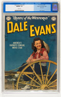 Golden Age (1938-1955):Western, Dale Evans Comics #6 Mile High pedigree (DC, 1949) CGC NM/MT 9.8 White pages....