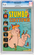 Silver Age (1956-1969):Humor, Stumbo Tinytown #1 File Copy (Harvey, 1963) CGC NM+ 9.6 Off-white to white pages....