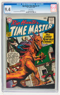 Silver Age (1956-1969):Science Fiction, Rip Hunter Time Master #1 (DC, 1961) CGC NM 9.4 White pages....