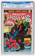 Bronze Age (1970-1979):Superhero, The Amazing Spider-Man #139 (Marvel, 1974) CGC NM/MT 9.8 White pages....