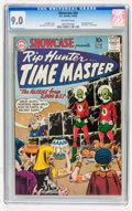 Silver Age (1956-1969):Superhero, Showcase #26 Rip Hunter... Time Master (DC, 1960) CGC VF/NM 9.0 Off-white pages....