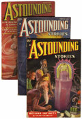 Pulps:Science Fiction, Astounding Stories Group (Street & Smith, 1937) Condition:Average FN.... (Total: 12 Comic Books)