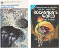 Books:Signed Editions, Ursula K. LeGuin. Two Signed Books, including. Rocannon's World. New York: Ace Books, [1966]. 117 pages. [and:] ... (Total: 2 Items)