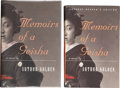 Books:Signed Editions, Arthur Golden. Two Signed Books, including: Memoirs of a Geisha. New York: Knopf, 1997. Advance reader's edition. Oc... (Total: 2 Items)