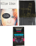 Books:Signed Editions, William Gibson. Three Signed First Editions, including:Neuromancer. New York: Ace, [1984]. [and:] Idoru.Ne... (Total: 3 Items)