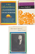 Books:First Editions, Three First Editions, Two of Which Won the Pulitzer Prize,including: The Collected Stories of Katherine AnnePorter.... (Total: 3 Items)