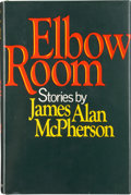 Books:Signed Editions, James Alan McPherson. Elbow Room. Boston: Little, Brown andCompany, [1977]. First edition. Signed by McPherson ...