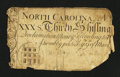 Colonial Notes:North Carolina, North Carolina March 9, 1754 30s Good-Very Good....