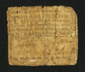 Colonial Notes:North Carolina, North Carolina July 14, 1760 5s Very Good....