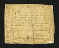 Colonial Notes:North Carolina, North Carolina July 14, 1760 20s Fine-Very Fine....