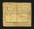 Colonial Notes:North Carolina, North Carolina July 14, 1760 30s Fine-Very Fine....