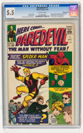 Silver Age (1956-1969):Superhero, Daredevil #1-40 CGC-Graded Group - Bowling Green pedigree (Marvel,1964-68).... (Total: 40 Comic Books)