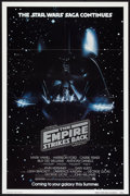 """Movie Posters:Science Fiction, The Empire Strikes Back (20th Century Fox, 1980). One Sheet (27"""" X41"""") Advance. Science Fiction.. ..."""
