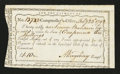 Colonial Notes:Connecticut, Connecticut Interest Payment. February 23, 1792. Extremely Fine....