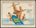 """Movie Posters:Rock and Roll, Surf Party (20th Century Fox, 1964). Half Sheet (22"""" X 28""""). Rockand Roll.. ..."""