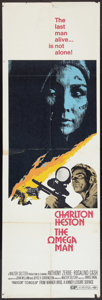 "Movie Posters:Science Fiction, The Omega Man (Warner Brothers, 1971). Door Panel Set of 4 (20"" X60""). Science Fiction.. ... (Total: 4 Items)"
